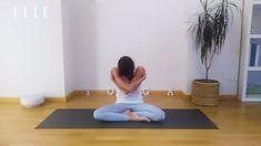 Esta suave y fácil secuencia de yoga en casa con Amalia Panea te ayudará a movilizar, estirar y eliminar tensión. Fitness, Kids Rugs, Gym, Yoga Routine, Home Fitness, Yoga Workouts, Exercise Workouts, Workout Exercises, Yoga Mats