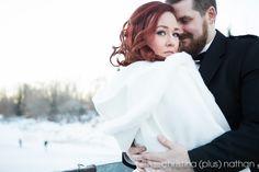 Winter wedding bride and groom portraits Award Winning Photography, Wedding Bride, Groom, Wedding Photography, Portraits, Winter, Women, Wedding Shot, Winter Time
