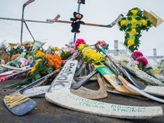 Read the latest news and coverage on Humboldt Broncos. View images, videos, and more on Humboldt Broncos on Saskatoon StarPhoenix. Broncos Players, Broncos News, Hockey Girlfriend, Hockey Teams, True North, News Articles, Toronto, Pride, Strength