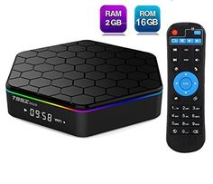 #8: Ybee T95Z PLUS Android 6.0 Smart TV Box Amlogic S912 2GB/16GB Octa Core 4K Video Player with Dual WiFi 2.4/5GHz Bluetooth 4.0 Home Entertainment Box Ybee Android Amlogic Bluetooth Entertainment is a top quality pick in the top selling items in Electronics  category in Canada. Click below to see its Availability and Price in YOUR country.