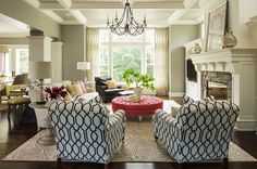 Transitional Style Home-Martha OHara Interiors-01-1 Kindesign