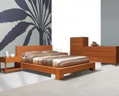 Bamboo Bedroom Furniture   The wall is fantastic.