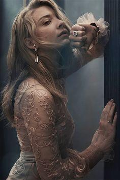 Natalie Dormer for Vanity Fair Magazine (August 2016)