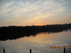 High Rock Lake NC.