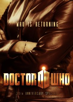 I recognize those... crossed arms.  Seriously though, DW fans go to this page and start scrolling.  Jack, Ianto, Rose, Various Doctors... this is going to be an amazing TV special!!!!