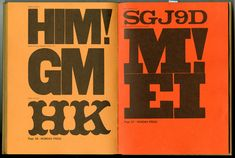 Morgan Press Wood Type Specimen Book | Wood 2 | typetoken®