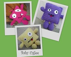 Baby Uglee - free pattern