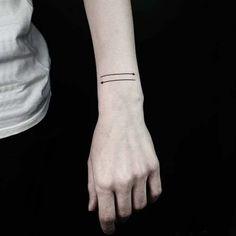 çift ok dövmesi bilek two arrow tattoo on wrist