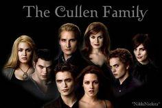 Twilight, portrait d'un famille de vampires... tous ses membres semblent avoir le même âge