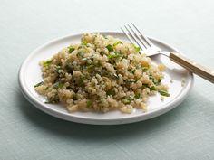 Herbed Quinoa Recipe : Giada De Laurentiis : Food Network - with lemon and basil