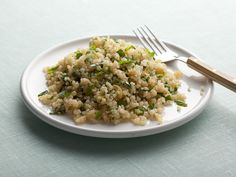Herbed Quinoa recipe from Giada De Laurentiis via Food Network