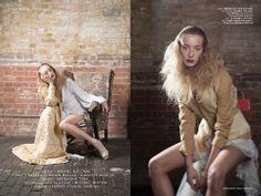 Unknown Pleasures  Photography: Paola Leonardi Styling: Joanne Mulcare Model: Mariana Toka MUA: Giuditta Bedetti Hair: Dexter Johnson  Photographer's Assistant: Michael Hixton Location: Espero Studio http://institutemag.com/2014/04/14/unknown-pleasures/