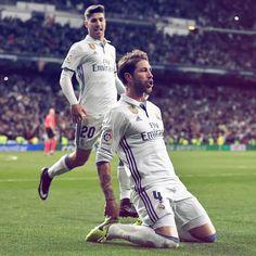 Ramos and Asensio
