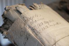 Comptes de la maison , 1818 !