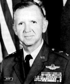 From Weslaco, TX, Major General Walter H. Baxter III has been a commander of the 3rd Air Force, United States Air Forces in Europe.