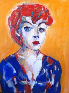 """""""Anna"""" de Francesco Fontanesi @ VirtualGallery.com"""