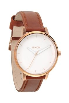 956ca71f7c7 Nixon Women s Kensington Watch Kensington