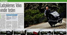 The Danish newspaper 24timer tested five of the most popular cargobikes on the bike lanes, together with an expert from the Danish Cyclist's...