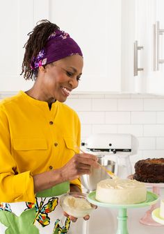 How an Apple Cake Saved This Woman's Home