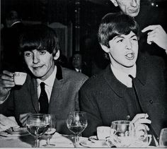 That George's face