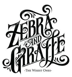 Awesome typographic designs | From up North