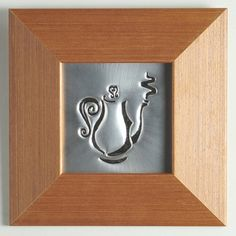 Quadro Cozinha Café no Bule 1 #quadro #decoracao #gourmet #cozinha #parede #wall #decoration #lojaonline #topquadros #inspiracao #naparede #alimentos #cheff #decora #home #decor