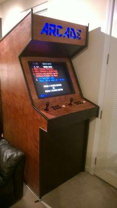 13 popular diy arcade cabinets images arcade machine armoires rh pinterest com