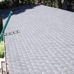 Saber Roofing fiberglass comp shingles