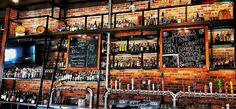 """<a href=""""https://www.facebook.com/whiskeycakesa/photos/pb.596773760420219.-2207520000.1450844981./802569106507349/?type=3&theater"""" target=""""_blank"""">Whiskey Cake</a> <br> Sure, it's in the middle of a shopping center, but this Dallas transplant restaurant anchors its dining room with a wall's-worth of whiskey. <br><i>15900 La Cantera Pkwy., Suite 21200, (210) 236-8095</i> <br>Photo via Facebook"""