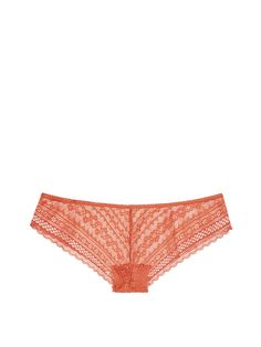 Lace Cheeky Panty - Allover Lace from Cotton Lingerie - Victoria's Secret