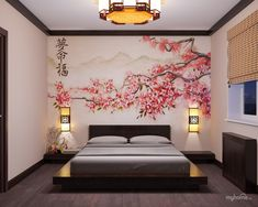 12 Bedroom in Japanese style 2019 japanese decor bedroom, japan. - 12 Bedroom in Japanese style 2019 japanese decor bedroom, japanese apartment, japa - Japanese Inspired Bedroom, Japanese Style Bedroom, Japanese Interior Design, Japanese Home Decor, Japanese Style House, Asian Style Bedrooms, Japanese Decoration, Japanese Living Rooms, Korean Bedroom