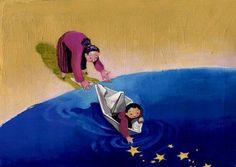 Es más fácil criar niños fuertes que reparar adultos rotos...