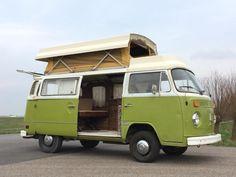 VW t2b t2 camper riviera 1977