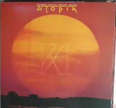 Utopia, Ra, Vintage Record Album, Vinyl LP, Classic Fantasy Rock and Roll Music, Todd Rundgren, Progressive Rock Band by VintageCoolRecords on Etsy