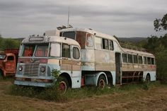 Cool Trailer Bus