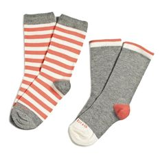 Abbey Stripes Socks from Etiquette