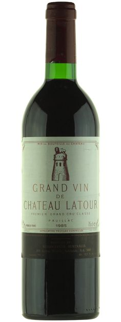 Château Latour Pauillac 1985
