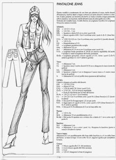 Drafting women's patterns - including lingerie