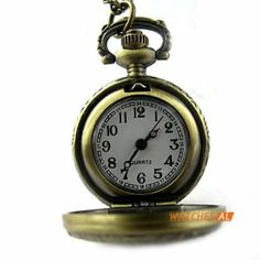 Vintage Bronze Giraffe Pattern Cover Quartz Pocket Watch Full Hunter Design by new brand. $4.99. ItemnoNBW0PA7098 GenderUnisex MovementQuartz Movement Case Size27*36mm Case Thickness12mm BezelBronze alloy bezel  DialWhite dial with Arabic numerals hour marking Case BackBronze alloy case back with flower pattern Weight26g Water resistantDaily water resistant, please don't put it in water Length44(Chain length: elongation 78cm, fold 39cm) cm