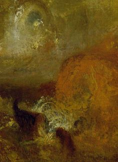 Turner Painting, English Romantic, Joseph Mallord William Turner, Watercolor Landscape Paintings, Covent Garden, Painting Inspiration, Impressionism, Watercolors, Illusions