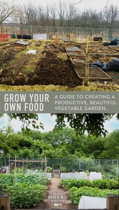 20 tips I use to keep my garden in great shape. Vegetable gardens should be two things: productive and beautiful. These tips will help you achieve both. #GardeningTips