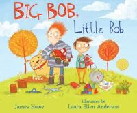 Possessing dissimilar personalities and preferences despite sharing the same name, Big Bob and Little Bob work diligently to overcome their differences and forge a deep bond based on mutual respect. By the author of the Bunnicula series.