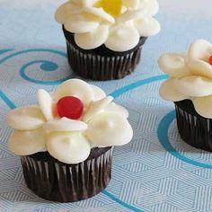 Top 45 Disney Cupcake Recipes Everblossom Cupcakes