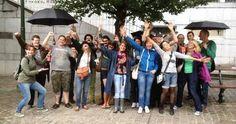 Les Kiekefretters de Luxe ainsi que tous les autres participants du jeu de piste de ce dimanche ont levé le voile sur l'énigme de Disparitions aux Sablons. Merci pour votre participation, et à bientôt avec Quiveutpister Bruxelles.