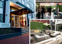 Avenue Suites Opens in Georgetown http://bit.ly/J9hHEd