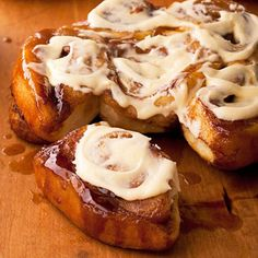 Zippy Cinnamon Rolls uses refrigerated dough and dry pudding mix.   Hmmmm.  Going to have to give this one a try!