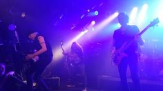 Michael Schenker, Wayne Finlay, Francis Bucholtz and Herman Rarebell AKA Michael Schenker's Temple of Rock at the KB in Malmö (05-02-2015)