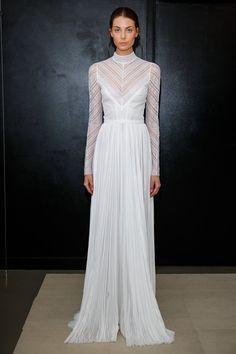 Pin for Later: Les 100 Plus Belles Robes de la Bridal fashion Week Printemps/Été 2017 J. Mendel Printemps/Été 2017
