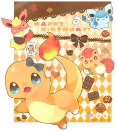Happy Birthday! #Pokemon