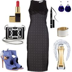 A Stella McCartney #dress helps mend a broken heart. Fab #outfit for the #dumped #fashion #contest
